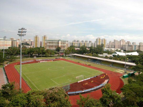 Bedok Stadium, Singapore