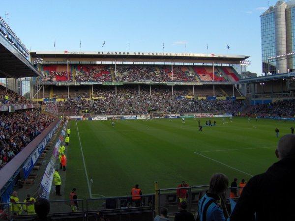 Råsundastadion, Solna