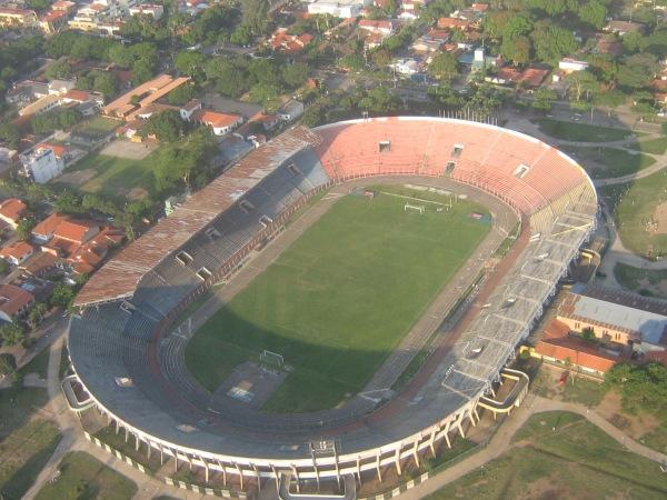 Estadio Ramón Aguilera Costas, Santa Cruz de la Sierra