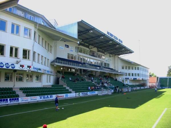 Norrporten Arena, Sundsvall