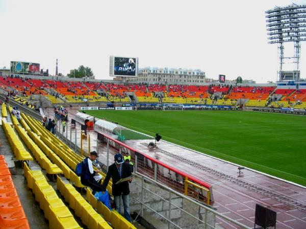 Stadion Petrovskiy, Sankt-Peterburg (St. Petersburg)