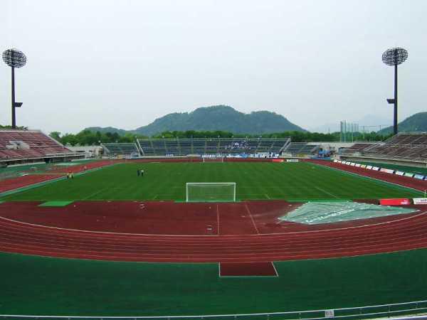 ND Soft Stadium Yamagata, Tendō (Tendo)