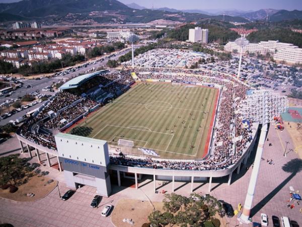 Gwangyang Stadium, Gwangyang