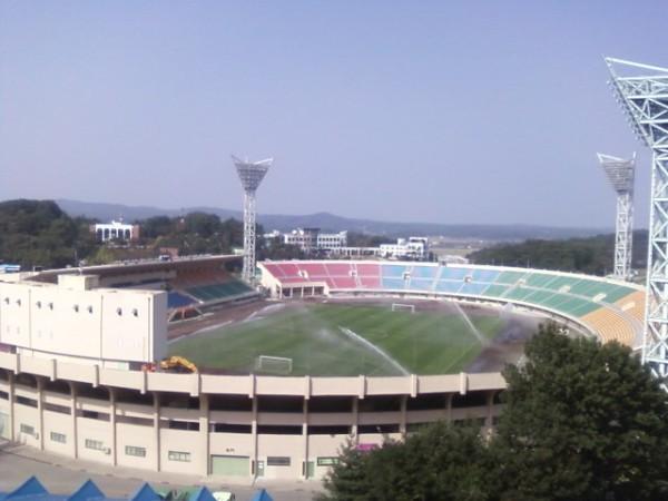 Gangneung Stadium, Gangneung