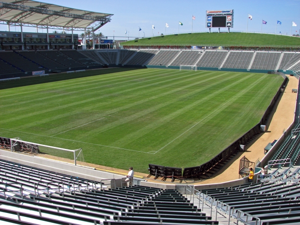 Stubhub Center, Carson, California