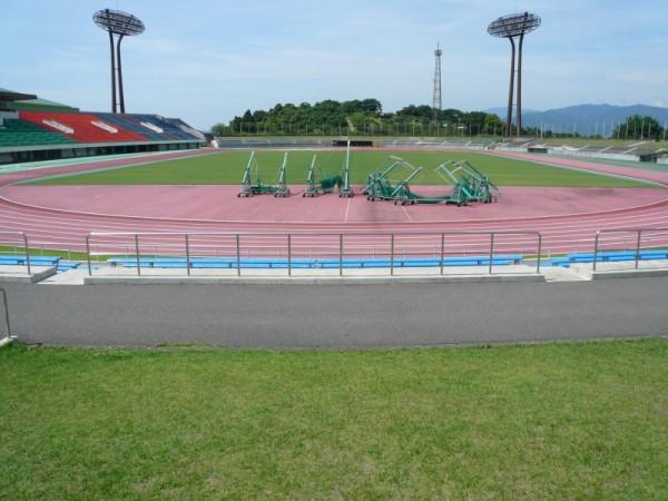 Ningineer Stadium, Matsuyama