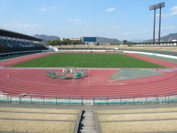 Nagaragawa Stadium, Gifu