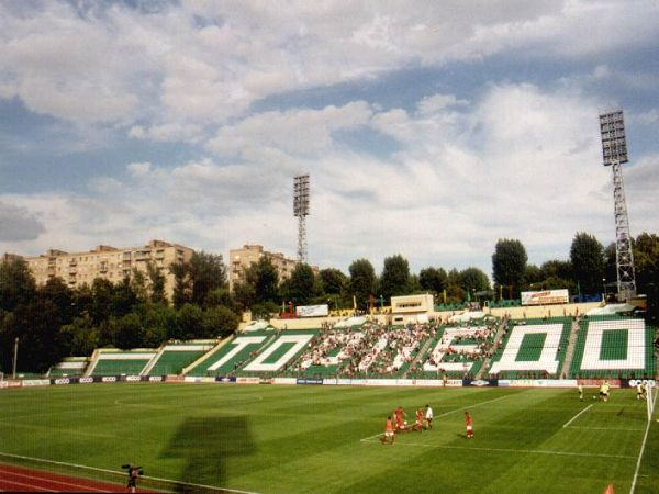 Stadion Torpedo im. Eduarda Strel'tsova, Moskva