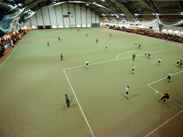 Eckeröhallen, Eckerö, Ahvenanmaa (Åland)