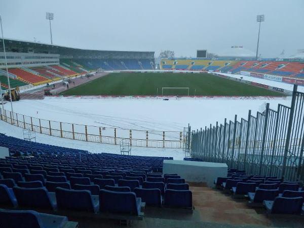Central'nyj stadion Kazan', Kazan'