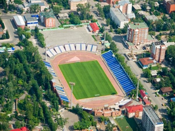Stadion Trud, Tomsk