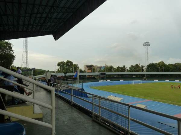Sugathadasa Stadium, Colombo
