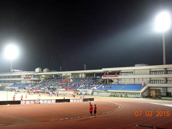 Thai-Japanese Stadium, Bangkok