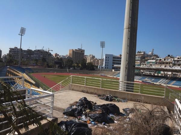 Beirut Municipal Stadium, Bayrūt (Beirut)