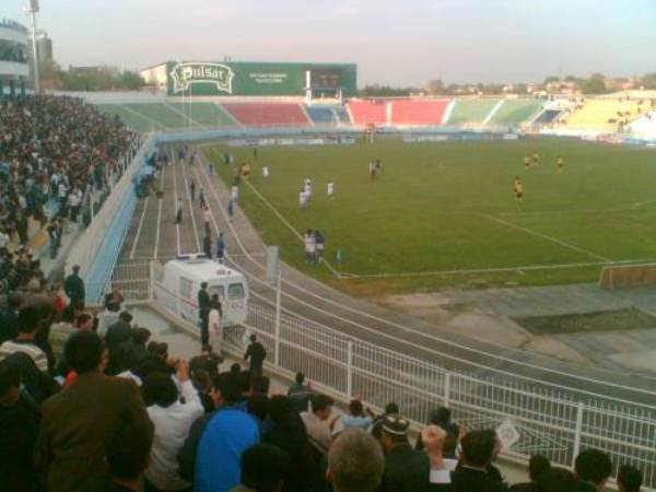 Olimpiya Zahiralari Sportkolleji (Dinamo), Samarqand