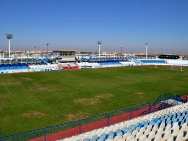 Stadion im. Bahrom Vafoyev, Muborak (Mubarek)