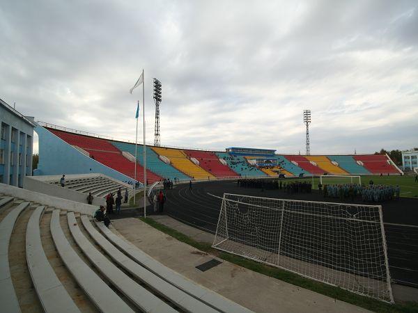 Stadion Qajimuqan Muñaytpasov, Şımkent (Shymkent)