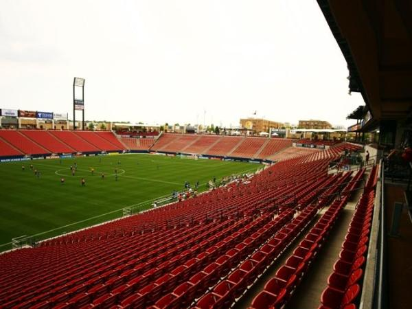 Toyota Stadium, Frisco, Texas