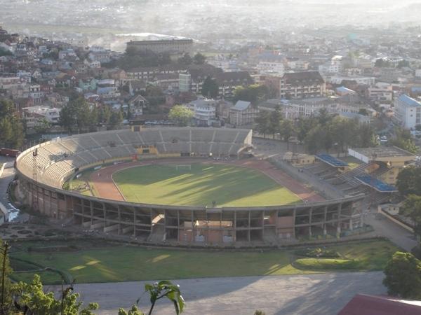 Stade Municipal de Mahamasina, Antananarivo