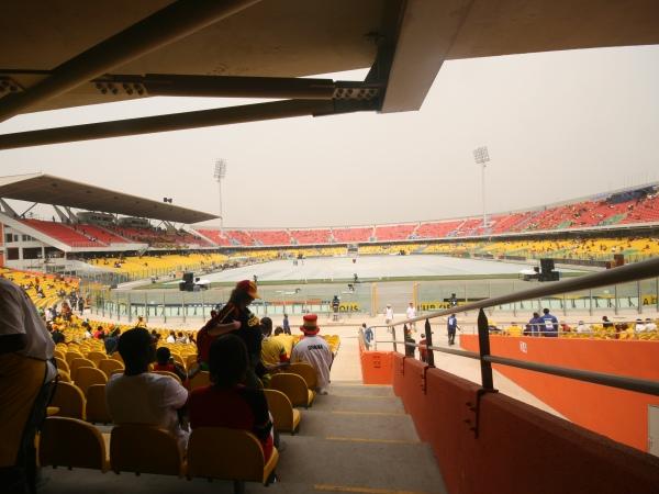 Ohene Djan Sports Stadium, Accra