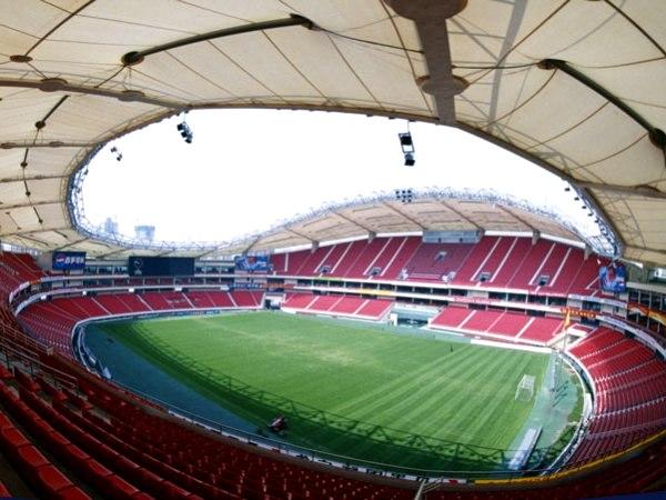 Hongkou Stadium, Shanghai
