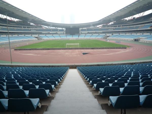 Nanjing Olympic Sports Center, Nanjing
