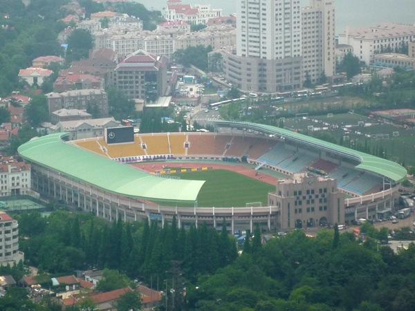 Qingdao Tiantai Stadium, Qingdao