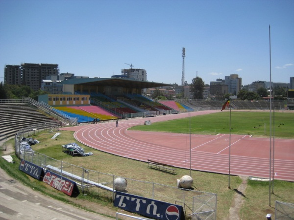 Addis Ababa Stadium, Addis Abeba