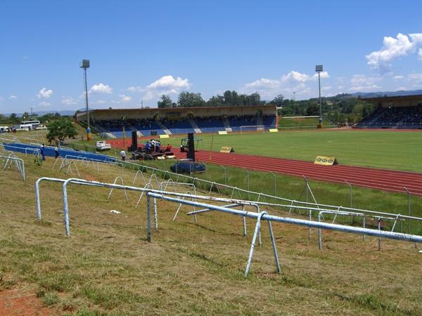 Somhlolo National Stadium, Lobamba