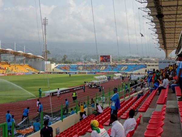 Nuevo Estadio de Malabo, Malabo