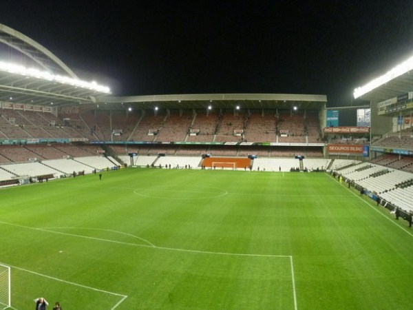 Estadio San Mamés (old), Bilbao