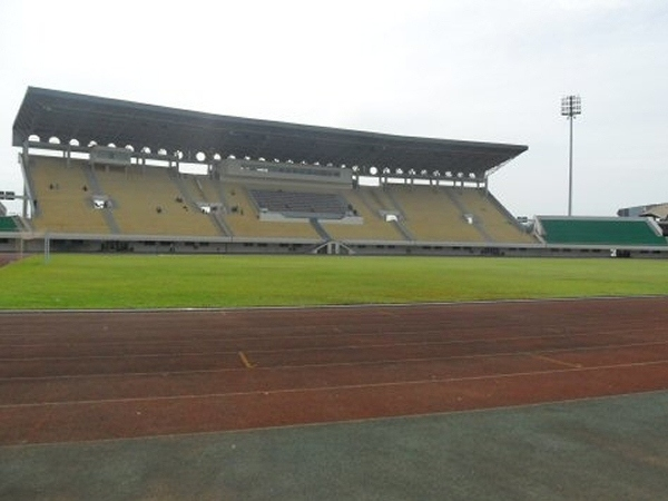 Complexe Sportif Barthélemy Boganda, Bangui