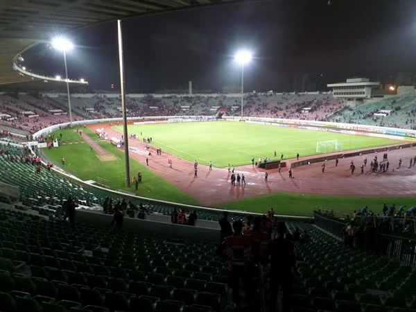 Stade Mohamed V, Casablanca