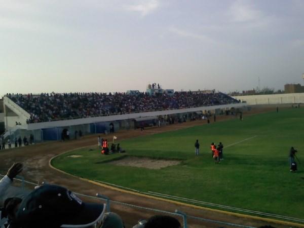 Estadio Municipal Segundo Aranda Torres, Huacho