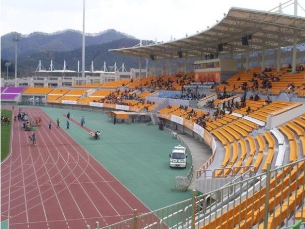 Chuncheon Songam Stadium, Chuncheon