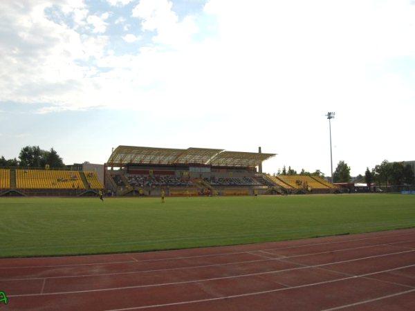 Šiaulių m. savivaldybes stadionas, Šiauliai
