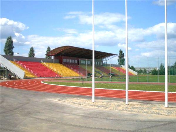 Vytauto stadionas, Tauragė