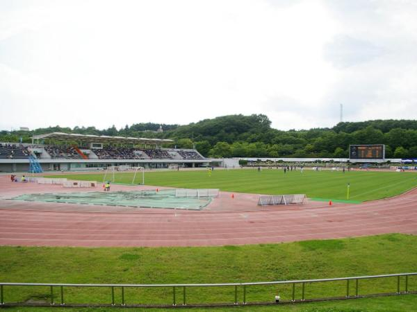 Machida Athletic Stadium, Tokyo