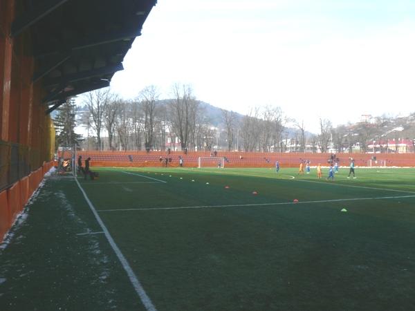Stadionul Municipal Ceahlăul Teren 1 (Sintetic), Piatra Neamţ
