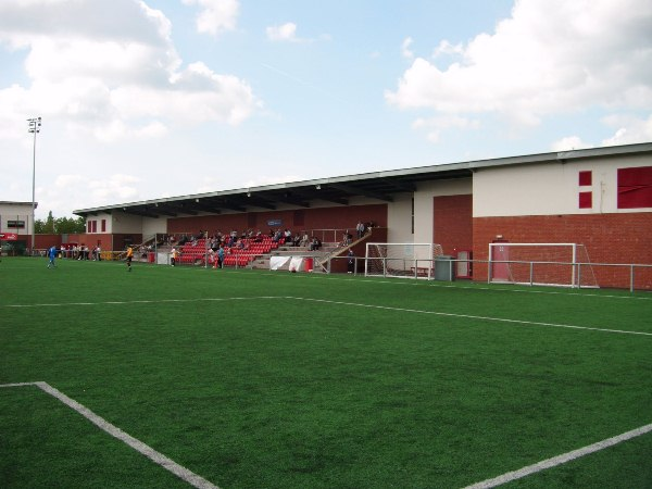 Petershill Park, Glasgow