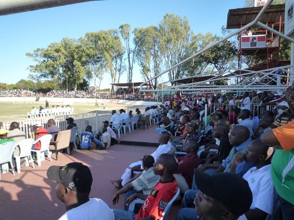 Dag Hammerskjold Stadium, Ndola