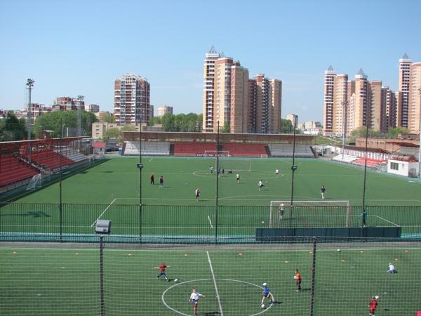 Stadion Novye Khimki