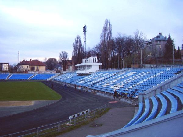 Stadion Bukovyna, Chernivtsi
