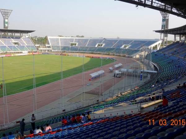 Thuwanna YTC Stadium, Yangon