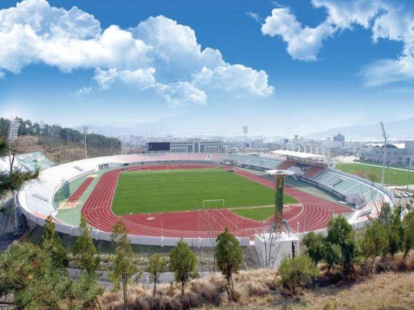 Milyang Public Stadium, Miryang