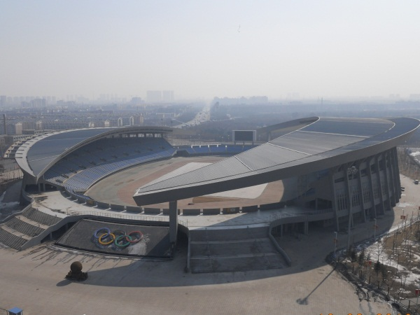 West Stadium, Shenyang