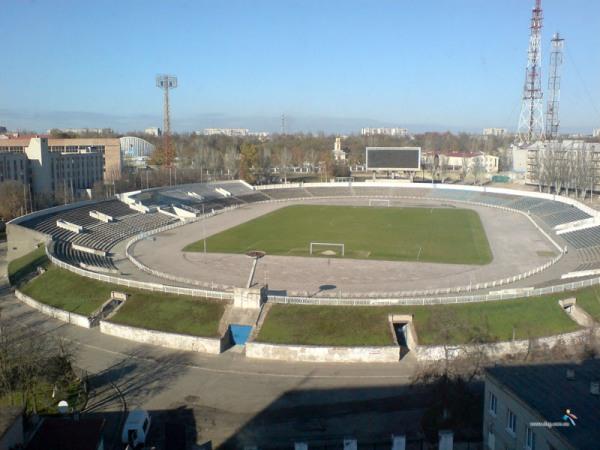 Stadion Krystal, Kherson