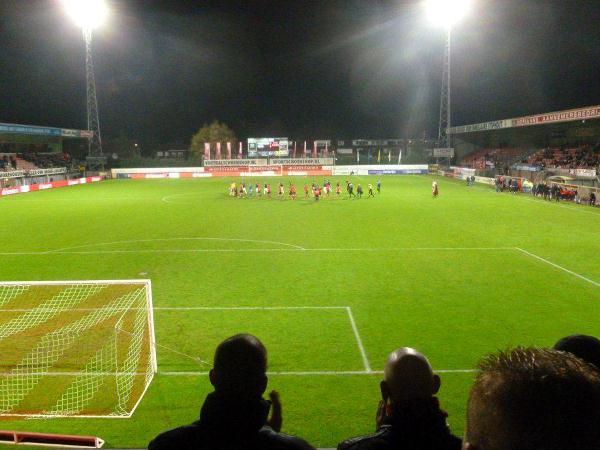 Lavans Stadion, Helmond