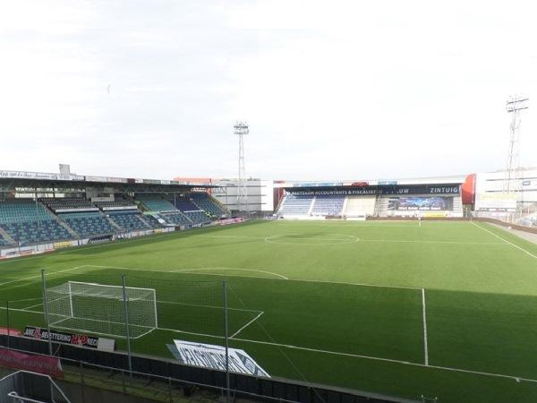 Timmermans Infra Stadion De Vliert, 's-Hertogenbosch