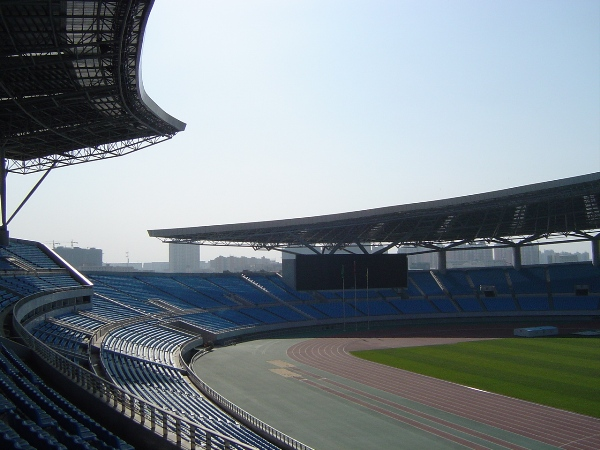 Hefei Olympic Sports Center Stadium, Hefei
